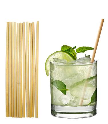 Pailles de seigle cocktail